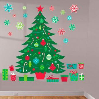 Comprar decoraci n y adornos de navidad para su fiesta al - Comprar arboles de navidad decorados ...