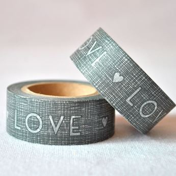 Picture of Washi tape Love