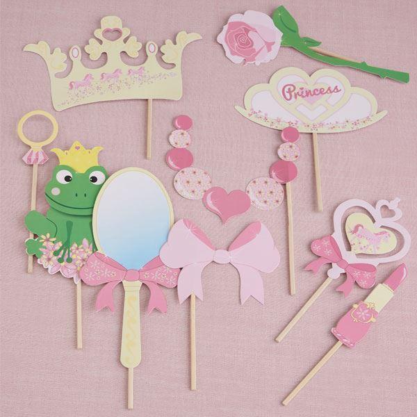 accesorios photocall palito princesa