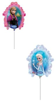 Picture of Globo Frozen forma palito