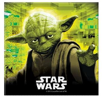Imagens de Servilletas Star Wars clasico (20)