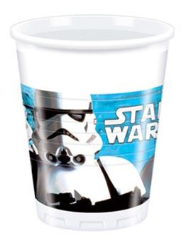 Picture of Vasos Star Wars clásico (8)