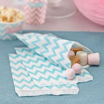 Picture of Bolsas chevron candy bar (25)
