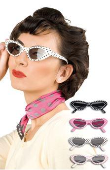 Imagen de Gafas retro colores
