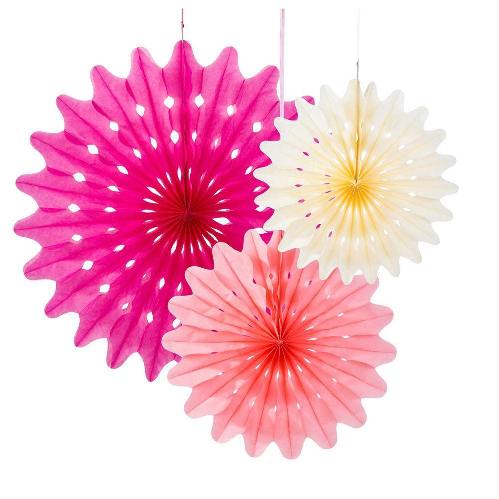 Comprar decorados abanico primavera 3 online al mejor for Decoracion con abanicos