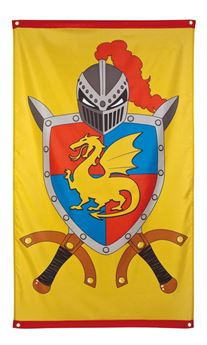 Picture of Bandera Medieval 90x150