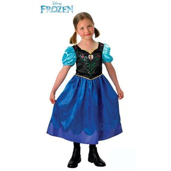 Imagen de Disfraz Anna Frozen 5-6 años