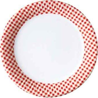 Picture of Platos picnic rojo (10)