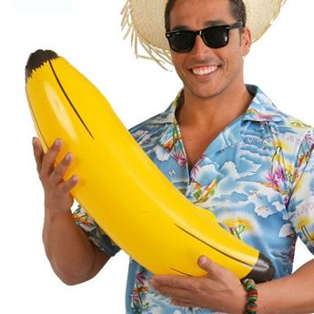 Picture of Banana hinchable 70cm
