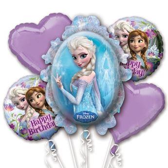 Imagens de Ramillete Frozen cumpleaños (5)