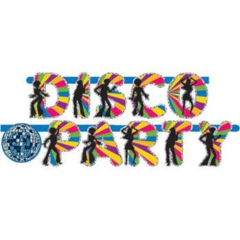 Picture of Banner disco
