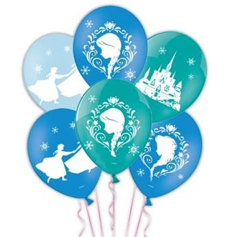 Imagen de Globos Frozen Premium (6)