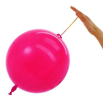 Picture of Globos golpea colores (3)