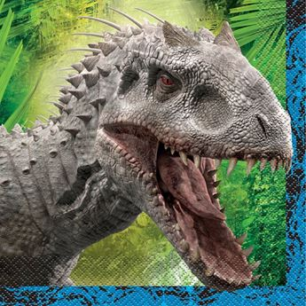 Imagen de Servilletas Jurassic World (16)