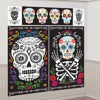 Imagen de Decorados pared Día de los Muertos (5)