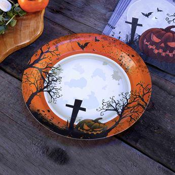 Imagen de Platos Halloween Cementerio (8)