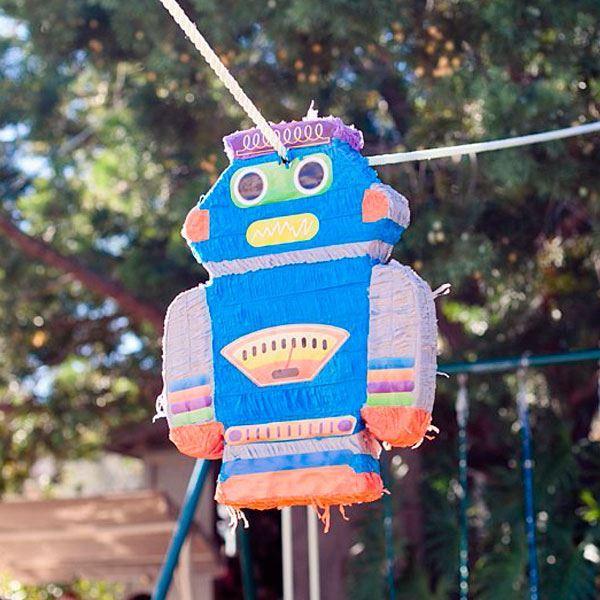 Imagen de Piñata robot