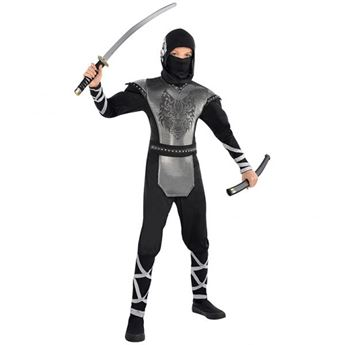Imagen de Disfraz ninja (4 a 6 años)