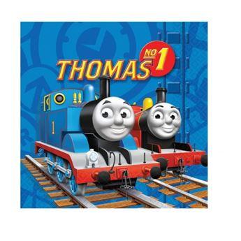 Imagen de Servilletas Thomas y sus amigos (20)