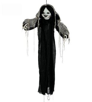 Imagen de Figura colgante muñeco terrorífico 120cm