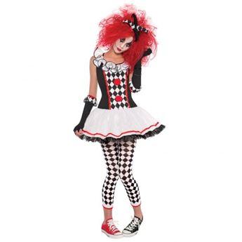 Picture of Disfraz arlequin teen. Talla S.