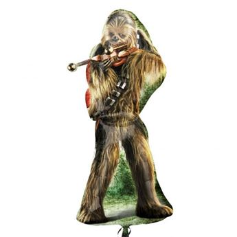 Picture of Globo Chewbacca Star Wars