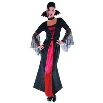 Imagens de Disfraz vampira elegante Talla XL