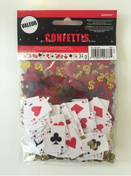 Picture of Confeti Casino las vegas (34g)