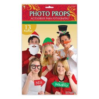 Imagen de Accesorios photocall palito Navidad (13)
