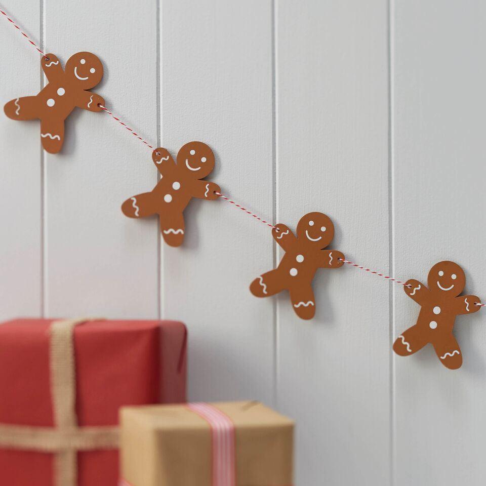 bandern galletas jengibre navidad