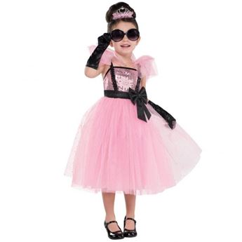 Picture of Disfraz princesa glamour 4-6 años