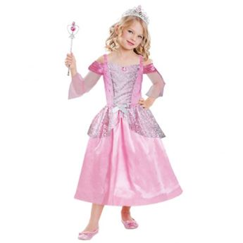 Imagen de Disfraz princesa con accesorios. 3 a 6 años