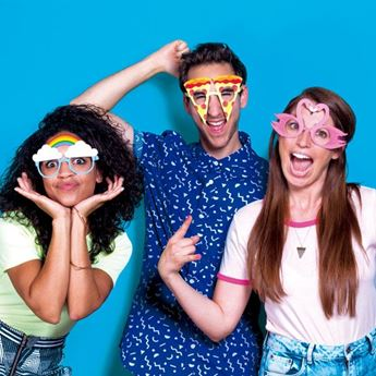 Imagen de Gafas divertidas surtidas (10)