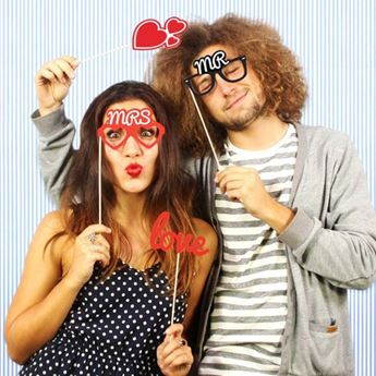 Picture of Accesorios photocall palito love (15)