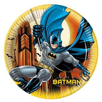 Imagen de Platos Batman (8)