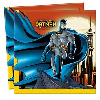 Imagen de Servilletas Batman (20)