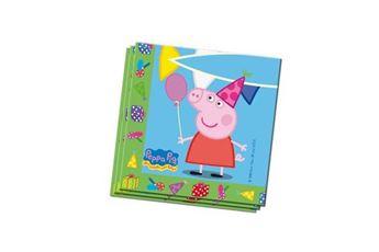 Picture of Servilletas Peppa Pig (20)