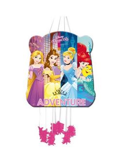 Picture of Piñata princesas Disney especial