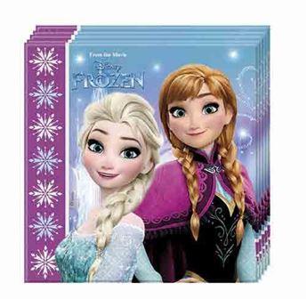 Picture of Servilletas fiesta Frozen (20)