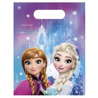 Imagen de Bolsas fiesta Frozen (6)