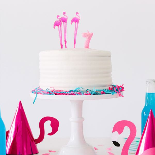 Decoracion fiesta rosa colores suaves rosa verde menta - Decoracion fiesta rosa ...