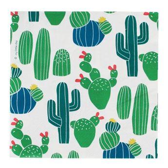 Imagen de Servilletas cactus (20)