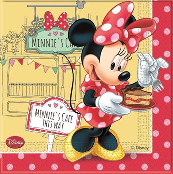 Picture of Servilletas fiesta Minnie (20)