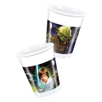 Picture of Vasos Star Wars héroes y villanos (8)