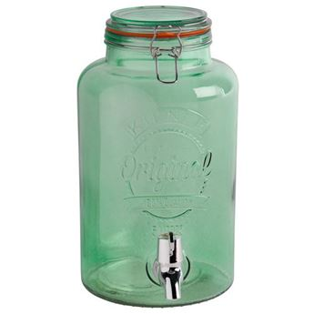 Picture of Dispensador de bebidas verde 5litros