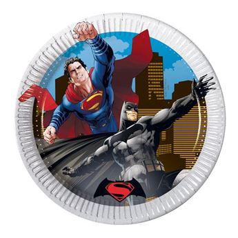 Imagen de Platos Batman v Superman (8)