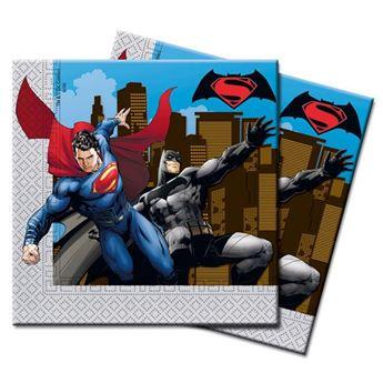 Imagen de Servilletas Batman v Superman (20)