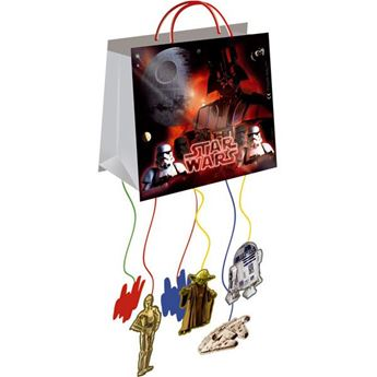 Picture of Piñata Star Wars económica