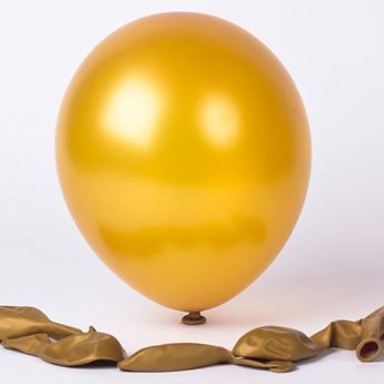 Picture of Globos oro (10)