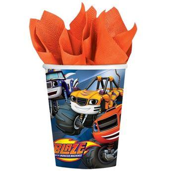 Picture of Vasos Blaze y los Monster Machines (8)